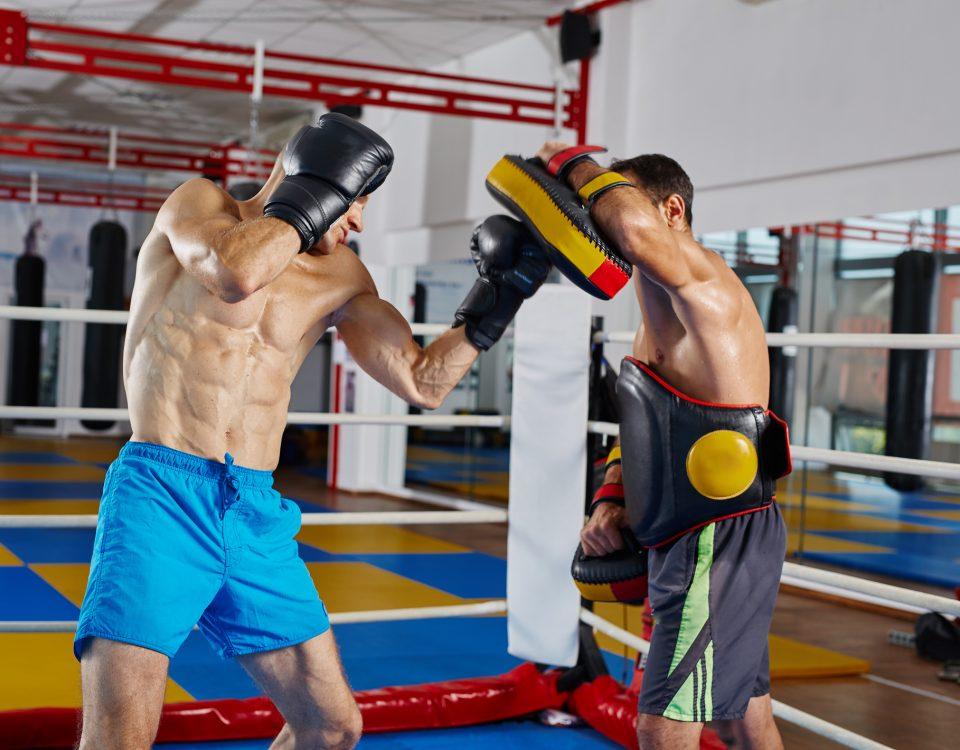 matériel de sport de combat